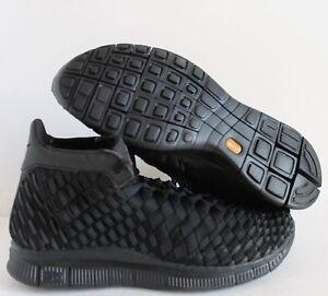 NIKE FREE WOVEN 4.0 QS ATMOS ANIMAL CAMO PACK 633790 008 Nike free woven quick strike Atmos Black Black