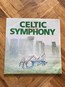 "ALAN STIVELL - Celtic Symphony 12"" Double Album Rounder Records Free UK Postage"