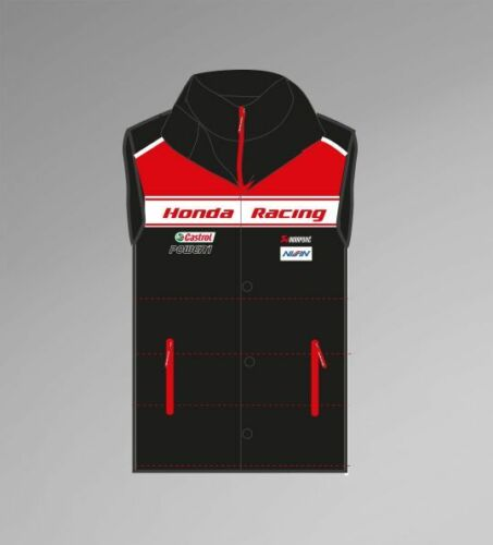 Officiel Honda Racing BSB Racing Body Warmer 16BW