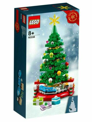 In Stock LEGO 40338 Christmas Tree 2019 Brand New /& Factory Sealed