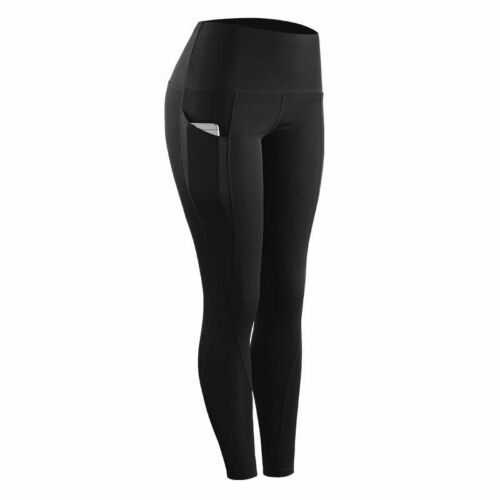 Women Gym Fitness Compression Tights Pants Running Yoga Sports Long Trousers HOT