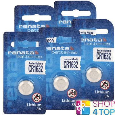 10 RENATA CR2450N LITHIUM BATTERIEN 3V CELL COIN BUTTON SWISS MADE EXP 2026 NEU