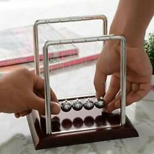 Newtons Cradle Steel Balance Balls Desk Pendulum Desk Toy Teaching Models