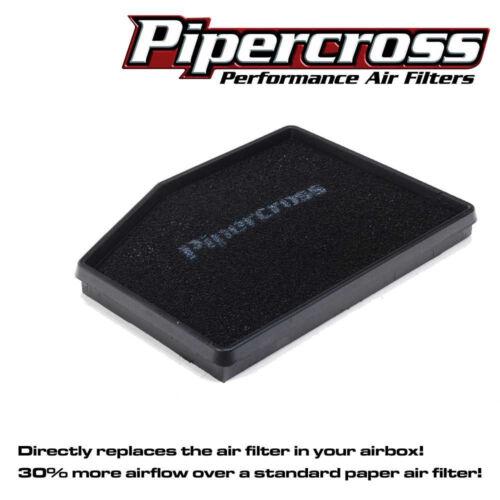 Porsche Boxster 986 2.5 2.7 3.2 S-Pipercross Filtro Aire Panel PP1594 K/&n