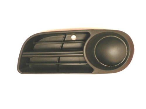 SKODA Fabia 2004-2007 Parachoques Delantero Rejilla Inferior recortar la parte delantera izquierda N//S Pasajero