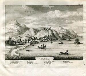 Flat-Of-Malaga-Engraving-By-Pieter-Van-Der-Aa-IN-1707