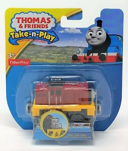 Thomas-and-Friends-Salty-Take-n-Play-Railway-Train-Engine-Diecast-Toy