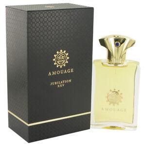 Jubilation XXV Cologne by Amouage Eau De Parfum Spray 3.4 Oz Men 100 Ml 3.3 223a72ee92907