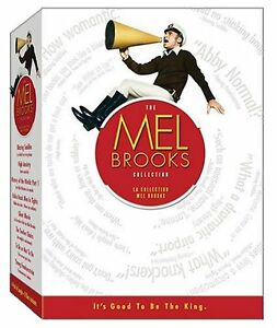 d2ece9245e Image is loading The-Mel-Brooks-Collection-Blazing-Saddles -Young-Frankenstein-