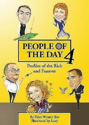 (Good)-People of the Day: Bk. 4 (Paperback)-Bee, Peter Wynter-0954811038