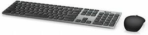 Brand-new-DELL-Premier-Wireless-Keyboard-amp-Mouse-KM717-Bluetooth-amp-Univ-rec
