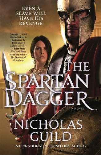 The Spartan Dagger: A Novel-ExLibrary