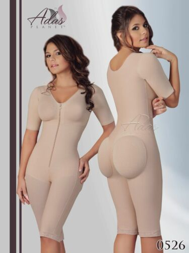 """/""""Salome/"""" Full Body Support Girdles with Open Crotch Rf # 0526"""