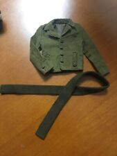 Custom 1//6 Scale Deputy Town Marshal Overcoat with Pants No iminime cult king