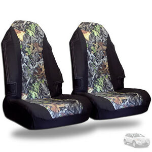NEW HIGH QUALITY CAMOUFLAGE PRINT CAR TRUCK SUV SEAT