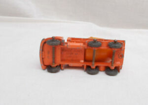 Vintage Matchbox No 26 Foden Cement Mixer - Made In England By Lesney - Lot C