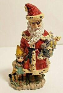 1993 Finland Santa International Santa Claus Collection