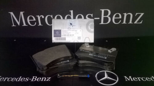 Front Brake Pads S Class Coupe Mercedes Genuine Parts 217 (AMG Sports kit) New