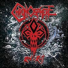 "Chronosphere ""Red n' Roll"" CD [old school Thrash Metal from Greece]"