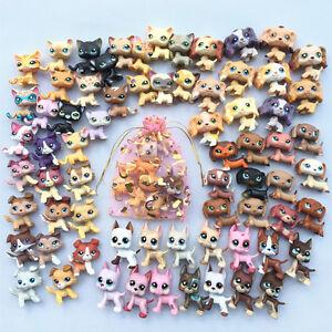 5pcs Lot Random Lps Cat Dog Pet Shop Toys Surprise Christmas Gift Ebay