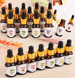 100-Naturel-Pure-huiles-Essentielles-Base-huiles-Aromatherapie-Parfum-10-ml