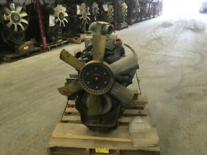 2003 Mercedes OM 904LA Diesel Engine, 170HP, All Complete and Run Tested.