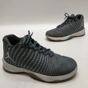 459d40754a067 Nike Air Jordan B Fly Mens Basketball Shoes Cool Grey Wolf Size 8 | eBay