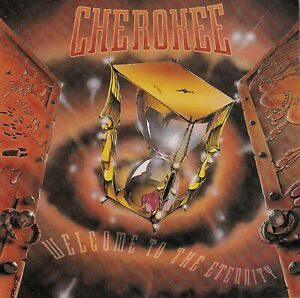 CHEROKEE-Welcome-to-the-eterinty-band-from-Germany-5-track-EP-Hard-Rock