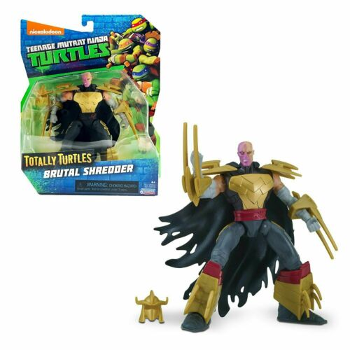 BRUTAL SHREDDER Teenage Mutant Ninja Turtles Figure Playmates Toys NEU
