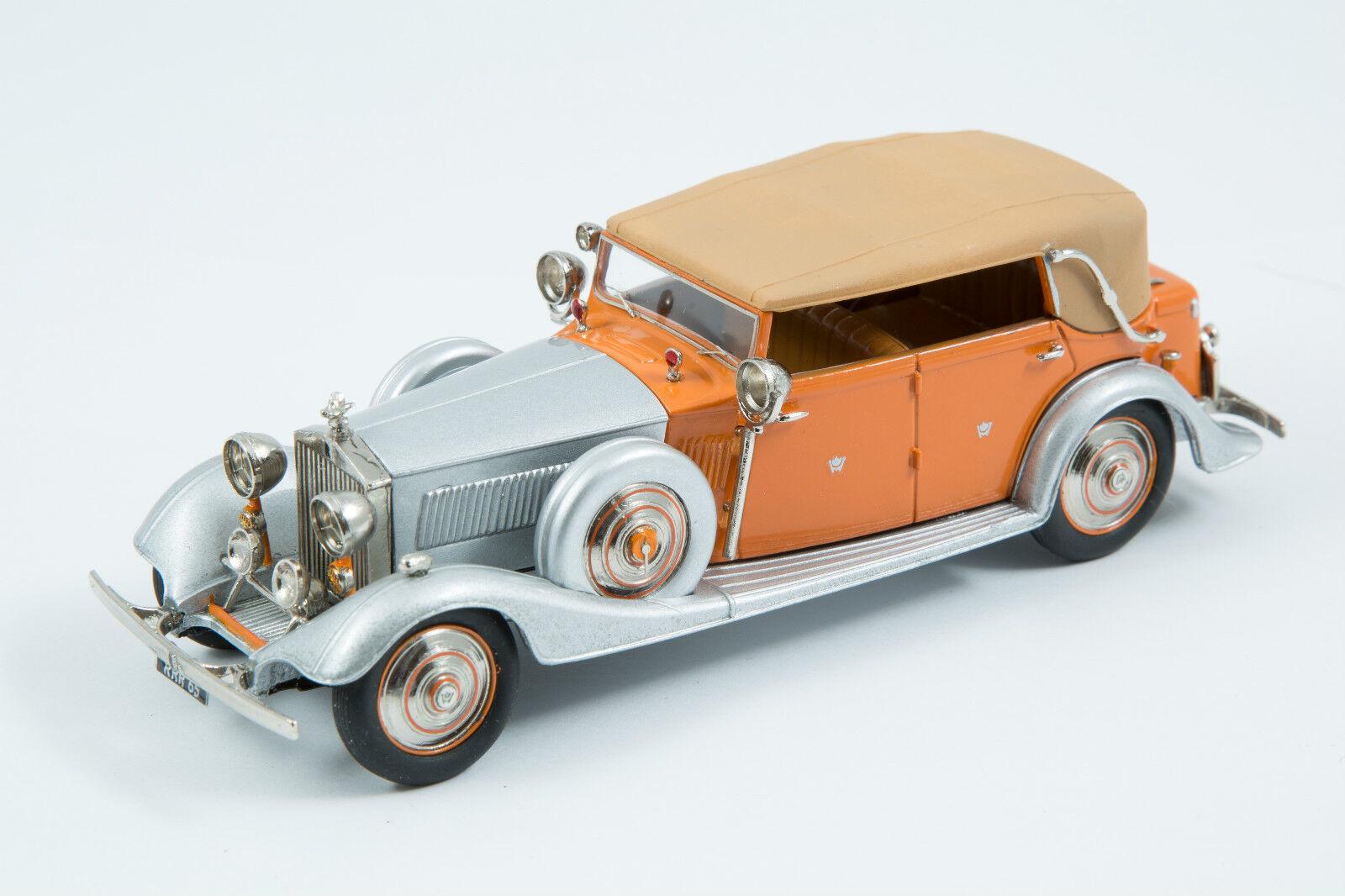 garantía de crédito Kit pour miniature auto auto auto CCC : Rolls Royce du maharadjah de Rajkot référence 195  diseño simple y generoso
