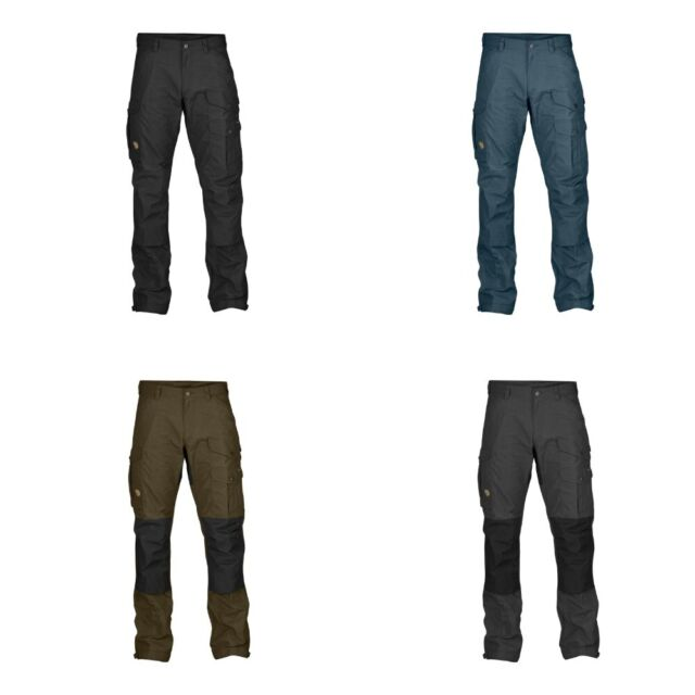 Mens Vidda Pro Trousers Regular Fjallraven