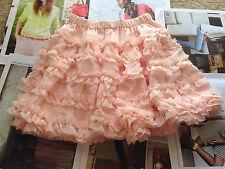 Japanes style skirt ruffle rara tutu tiered korean party vivi lena snidel