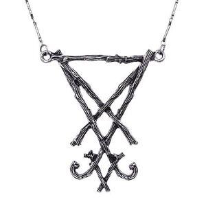 Restyle-Lucifer-Sigil-Occult-Devil-Witch-Symbol-Antique-Silver-Pendant
