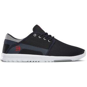 Etnies - Scout 4101000419/410 Navy/Grey/Red Ultraleichter Schuh Sneaker Sommer