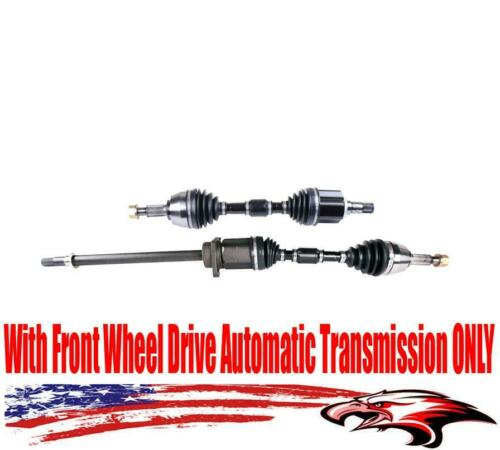 Front Automatic Transmission Axles for Nissan Altima 3.5L 2007-2012
