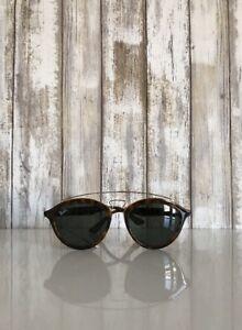 0a0ec989c1 Ray Ban Sunglasses RB4257-F 710 71 Havana Frames Dark Green Lens ...