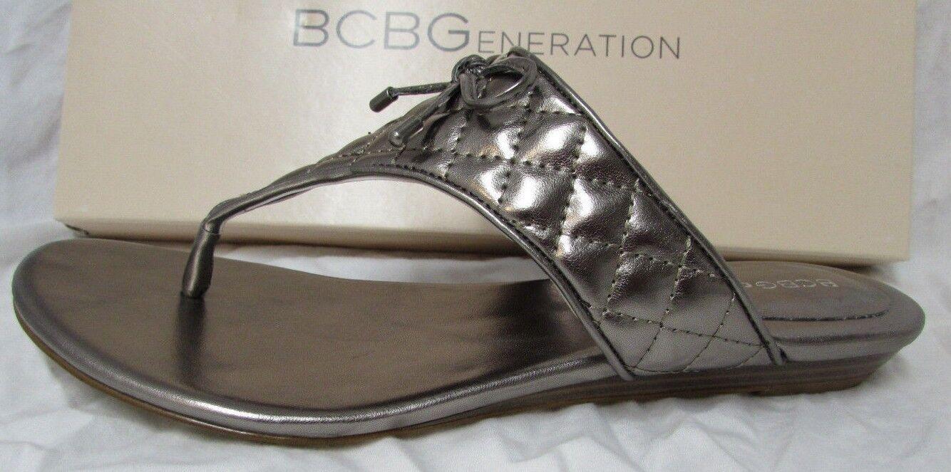 BCBG BCBGeneration Size 7.5 Sandals New Donna Shoes