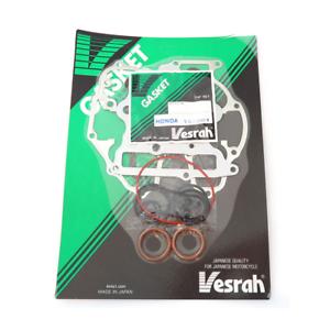 Top End Gasket Kit For 1982 Suzuki DR250 Offroad Motorcycle Vesrah VG-797-M