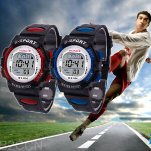 Waterproof-Children-Boys-Sports-LED-Digital-Watch-Kids-Alarm-Date-Wrist-Watches