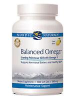 Nordic Naturals, Balanced Omega Combination 180 Gels