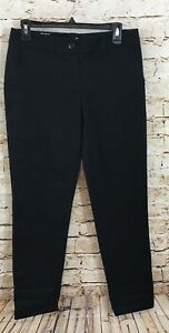 New Slim Nwt Company Pants zwart H4 Ny York Co 2 Dames Slouch qTxrq8v