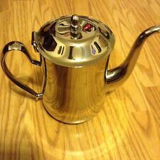 VINTAGE D W HABER AND SON, N Y SILVERPLATED PAT. 3994044