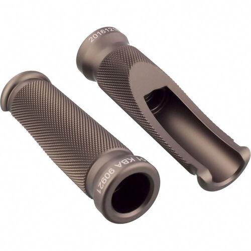 LSL Fussrasten Satz Sport hochwertiges Aluminium titan 4251342907465