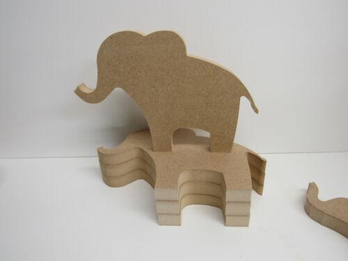 Forma de elefante pié Calidad grande de tronco hacia abajo