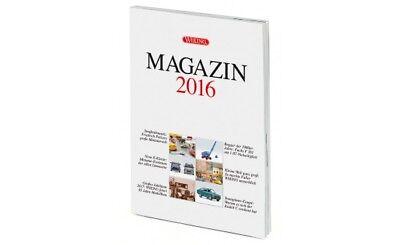 #000623 - Wiking Wiking-rivista 2016-mostra Il Titolo Originale