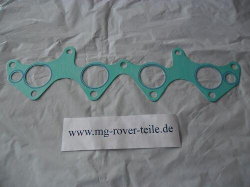 Ansaugkrümmerdichtung Dichtung Ansaugkrümmer Einlaßkrümmer MG ZR 160