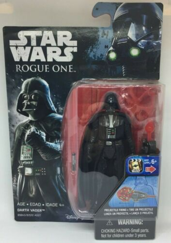 Star Wars ROGUE ONE Figure DARTH VADER NEW HASBRO 3.75 inch Disney USA SELLER
