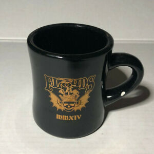 Rare 3 Floyds Brewing Dark Lord Day MMXIV 2014 Coffee Mug Dark Matter New