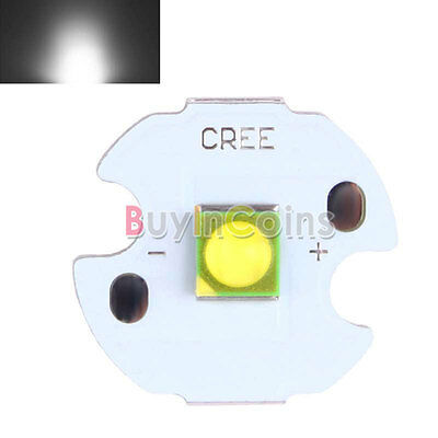 CREE 3W 3535 Pure White Light LED Emitter Bead 14mm PCB 300LM BAAU