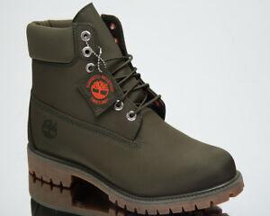 Timberland 6 Inch Premium Fabric Waterproof Boots Men's
